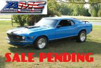1970 Ford Mustang Fastback-302 Engine