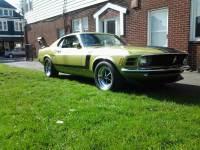 1970 Ford Mustang BOSS 302 ORIGINAL NUMBERS MATCHING-BELOW MARKET VALUE
