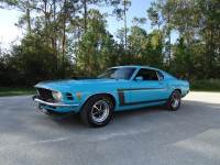 1970 Ford Mustang NUMBERS MATCHING-FRAME OFF-FULLY RESTORED FMX TRANS