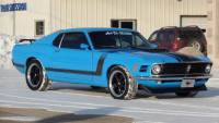 1970 Ford Mustang BOSS 302 TRIBUTE-SUPERCHARGED-SEE VIDEO