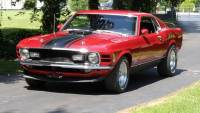 1970 Ford Mustang -MACH 1-M CODE-TONS OF OPTIONS-RUST FREE FASTBACK-SEE VIDEO