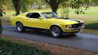 1970 Ford Mustang -FASTBACK-M CODE 351- MACH 1 - MARTI REPORT