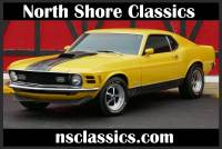 1970 Ford Mustang MACH 1 FASTBACK PRO BUILT PONY- SEE VIDEO