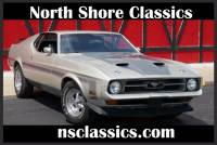 1971 Ford Mustang -MACH 1- 351 CLEVELAND V8/AUTO-SILVER BULLIT-SEE VIDEO