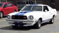 1978 Ford Mustang COBRA II-FROM TENNESSEE-CHARLIES ANGELS THEME CAR-SEE VIDEO