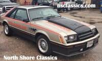 1979 Ford Mustang - OFFICAL PACE CAR 5.0 L V8 MANUAL -