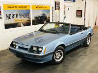 1986 Ford Mustang -ORIGINAL AFFORDABLE SUMMER FUN-CLEAN REPORT-LOW MILES-