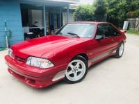 1988 Ford Mustang -AUTHENTIC SALEEN #47-WARRANTY OK-PS PB AC-LOW MILES-BLUETOOTH-