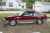 1988 Ford Mustang GT-CUSTOMER SOLD