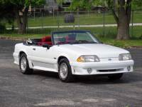 1989 Ford Mustang GT-1 OWNER CAR-CONVERTIBLE-SUMMER FUN-LOW MILES-SEE VIDEO