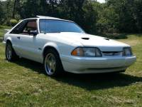 1990 Ford Mustang LX-Twin Turbo