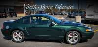 2001 Ford Mustang -BULLITT- GT Dark Highland Green with only 15680 miles