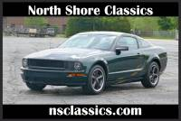 2008 Ford Mustang -BULLITT- 4.6 L V8 WITH 5-SPEED MANUAL TRANS-ONE OWNER-MINT CONDITION-