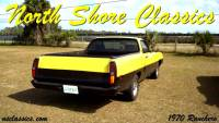 1970 Ford Ranchero Solid Vehicle