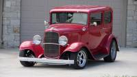 1932 Ford Sedan REVISED LOWER PRICE-STEEL BODY-TOP SHELF RESTORATION-SEE VIDEO