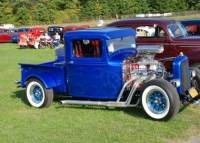 1932 Ford Street Rod RESTORED AND SLICK-ALL STEEL BODY
