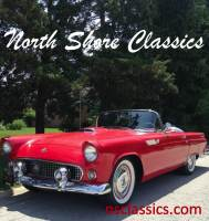 1955 Ford Thunderbird -NICE BIRD-3 TOPS- GREAT CONDITION