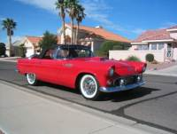1956 Ford Thunderbird Super Clean-SHOW CAR FROM ARIZONA