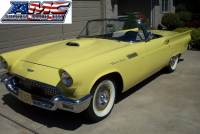 1957 Ford Thunderbird RESTORED AND SIMPLY A TRUE CLASSIC ARTWORK