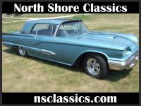 1959 Ford Thunderbird -AFFORDABLE CLASSIC-