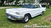 1960 Ford Thunderbird Clean 2 Door Hardtop
