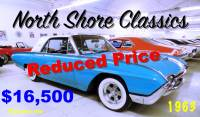 1963 Ford Thunderbird JUST REDUCED-READY FOR A NEW HOME-CLEAN RESTORED BIRD