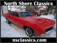 1970 Ford Torino TOP LOADER 4-SPEED-Good Quality Driver-