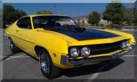 1970 Ford Torino COBRA-1 of 230 Built-RAM AIR-MARTI REPORT