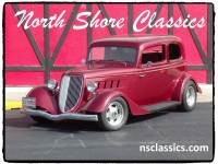 1933 Ford Vicky -CLASSY COUPE-NEW LOW PRICE-SEE VIDEO-
