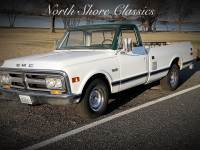 1972 GMC Pickup -2500 -CUSTOM 2 WHEEL DRIVE SURVIVOR-