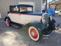 1931 Hudson Hot Rod / Street Rod GREATER 8 - 3 WINDOW RUMBLE SEAT COUPE