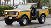 1972 International Scout HARD TO FIND-SOUTHERN RUST FREE-EASY FINANCING-SEE VIDEO