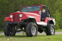 1980 Jeep CJ5 -LIFTED- 4WD- GREAT SUMMER CRUISER-FROM CALIFORNIA-