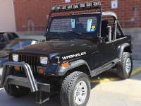 1990 Jeep Wrangler -5 SPEED 4X4-FROM TEXAS-BIKINI TOP-REDUCED PRICE-