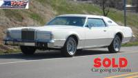 1975 Lincoln Mark IV SEE VIDEO LOW MILES-Reduced Price