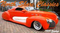 1939 Lincoln Zephyr Wow What A Car!-BUILD COST 135K