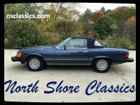 1981 Mercedes Benz SL 380 -ONE OWNER- TWO TOPS- A/C