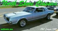 1967 Mercury Cougar XR7 CLASSIC HEAD TURNER