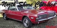 1968 Mercury Cougar Dan Garney Special
