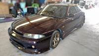 1997 Nissan Skyline -JDM SKYLINE RB25 GTS RIGHT HAND DRIVE-