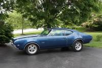 1969 Oldsmobile 442 NUMBERS MATCHING