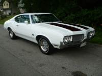1970 Oldsmobile 442 Numbers Matching
