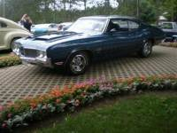 1970 Oldsmobile 442 W30-DOCUMENTED