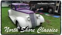 1934 Oldsmobile Coupe -3 Window Street Rod-