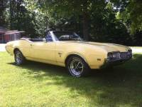 1968 Oldsmobile Cutlass CLEAN CONVERTIBLE-FREE SHIPPING