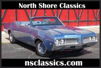 1969 Oldsmobile Cutlass -NEW PAINT CONVERTIBLE FUN-VERY RELIABLE- SEE VIDEO