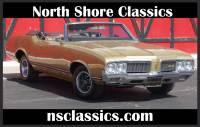 1970 Oldsmobile Cutlass -ORIGINAL CONDITION LOW MILES RELIABLE-WORKING AC-SOLID- SEE VIDEO
