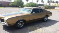 1970 Oldsmobile Cutlass DRIVER QUALITY