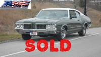 1970 Oldsmobile Cutlass S-SOLD