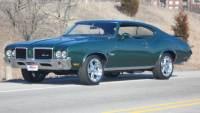 1971 Oldsmobile Cutlass SEE VIDEO-